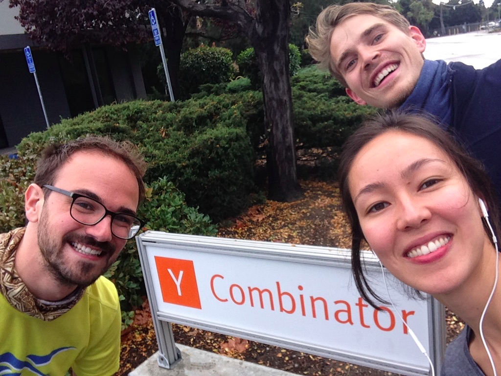 Ledgy-team-YCombinator