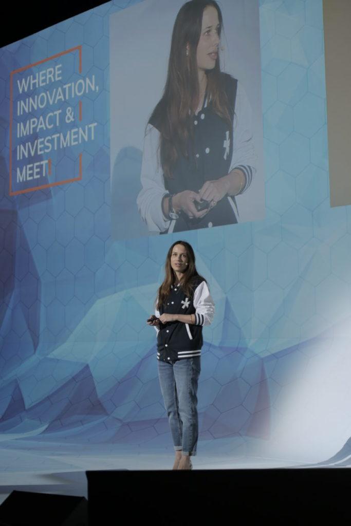 Alisée de Tonnac, SeedStars Summit CEO, Lausanne, EPFL, Emerging Markets Startups